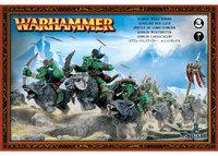 Warhammer Goblin Wolf Riders