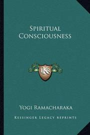 Spiritual Consciousness by Yogi Ramacharaka image