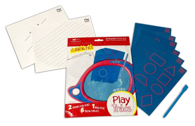 Boogie Board: Play & Trace Accessory Pack - Learning Pack