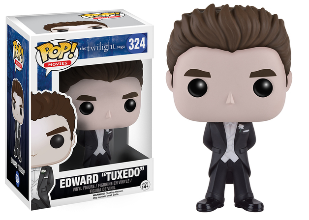 Twilight - Edward Cullen (Tuxedo) Pop! Vinyl Figure