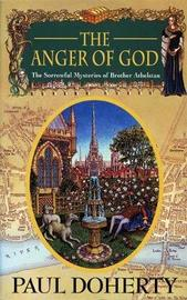 The Anger of God by Paul Doherty image