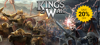 Wargame of the Month: Kings of War