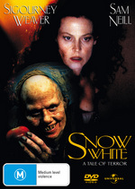 Snow White - A Tale Of Terror on DVD