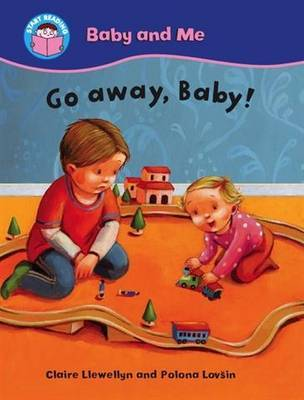 Go away, Baby! by Claire Llewellyn image