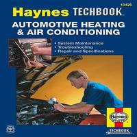 Autoheating & Air Condition Manual by Haynes Publishing