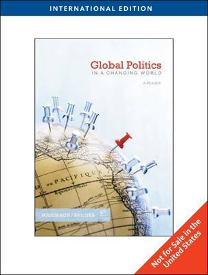 Global Politics in a Changing World by Richard W Mansbach
