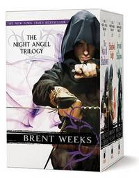 Night Angel Trilogy Boxed Set (3 books) by Brent Weeks