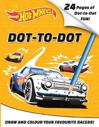 Hot Wheels Dot-to-Dot