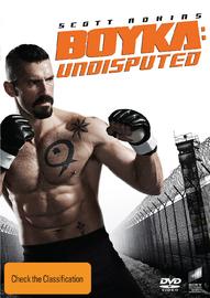 Boyka: Undisputed on DVD