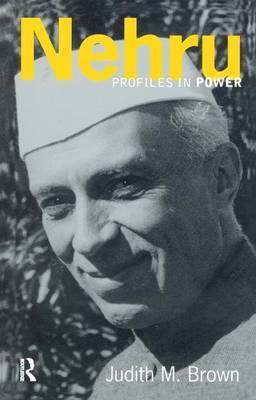 Nehru by Judith M. Brown image