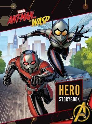 Marvel: Ant-Man and the Wasp Hero Storybook image