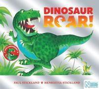 Dinosaur Roar! 25th Anniversary Edition by Henrietta Stickland