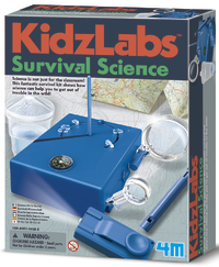 4M: Kidzlabs Survival Science Kit