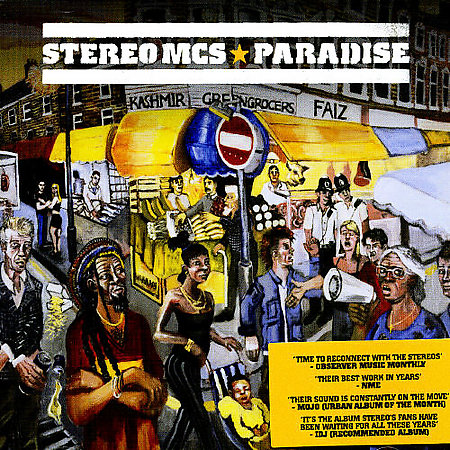 Paradise by Stereo MC's image