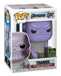 Avengers: Endgame - Thanos (with Removable Arm) Pop! Vinyl Figure image