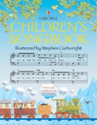Usborne Children's Songbook by Marks image