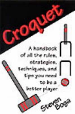 Croquet by Steven Boga image