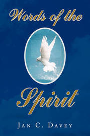 Words of the Spirit by Jan C. Davey image