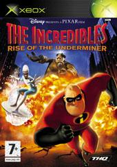 The Incredibles: Rise of the Underminer for Xbox