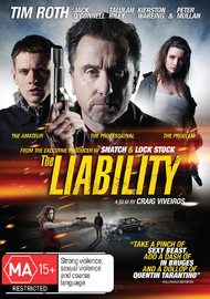 The Liability on DVD