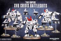 Warhammer 40,000 Tau XV8 Crisis Battlesuits