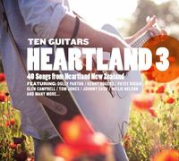 Ten Guitars: Heartland 3 by Various image