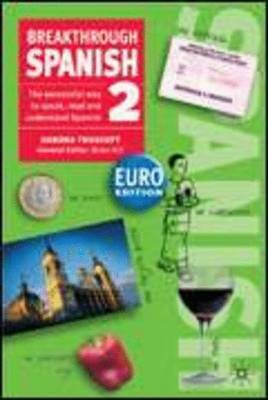 Breakthrough Spanish 2 Euro edition by Sandra Truscott image