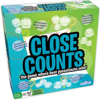Close Counts - Trivia Game
