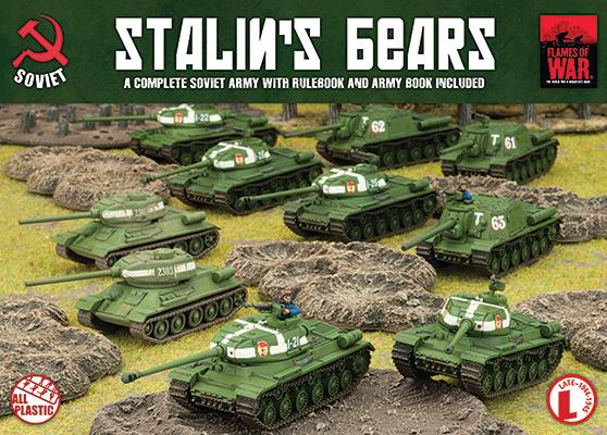 Flames of War Stalin's Bears
