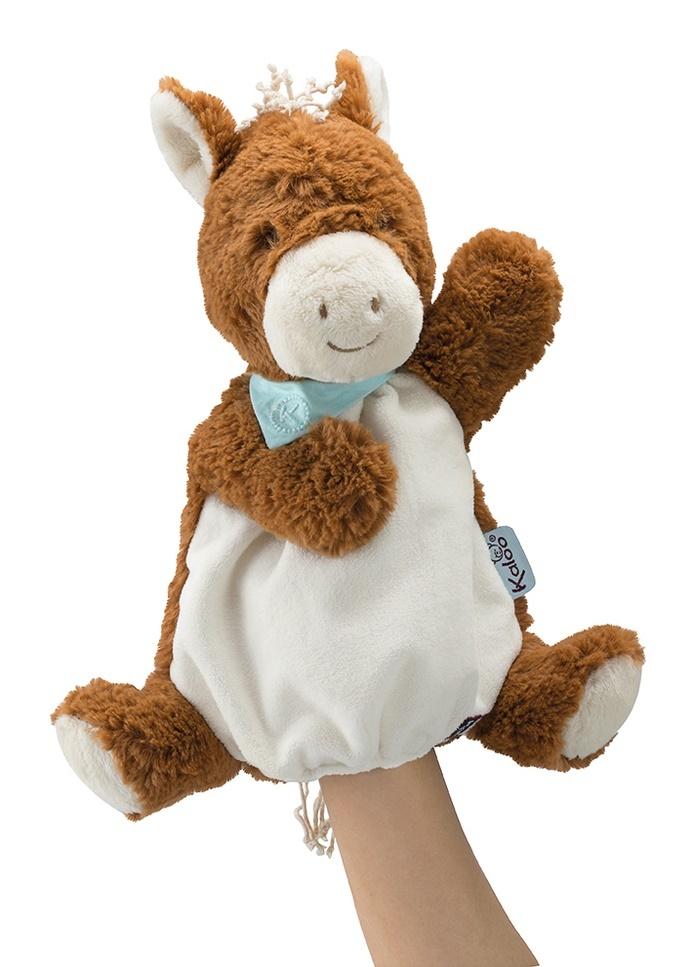 Kaloo: DouDou Horse - Plush Puppet image