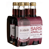 Bickfords Traditional Soda - Sarsaparilla (275ml)