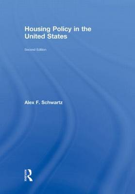 Housing Policy in the United States by Alex F Schwartz image