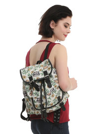 Guardians Of The Galaxy Fashion Backpack (Groot/Rocket)