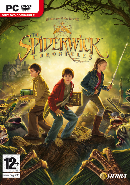The Spiderwick Chronicles for PC Games image