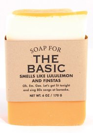 Whiskey River Co: Soap - The Basic