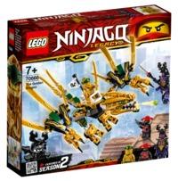 LEGO Ninjago - The Golden Dragon (70666)