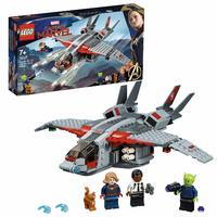 LEGO Super Heroes - Captain Marvel & The Skrull Attack (76127)