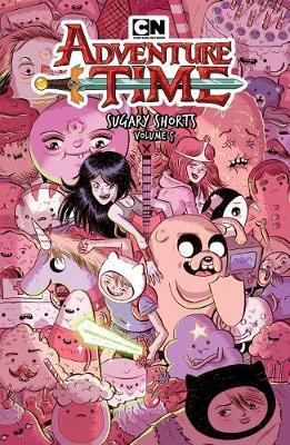 Adventure Time: Sugary Shorts, Volume 5 by Jeremy Sorese
