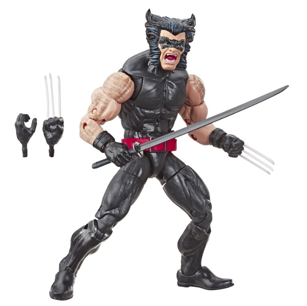"Marvel Legends: Wolverine - 6"" Retro Figure"