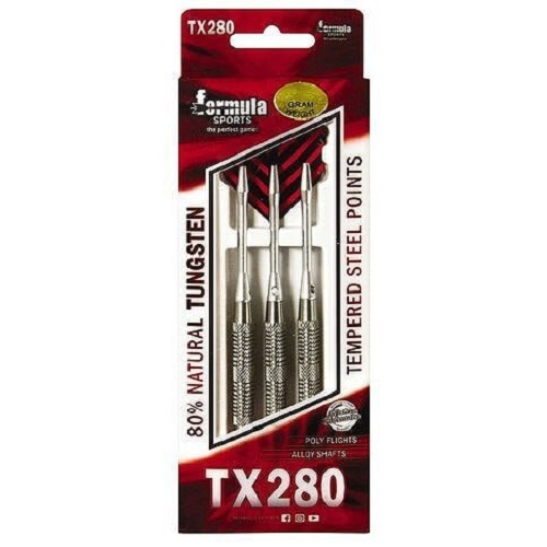 TX280 80% Tungsten Darts 20g