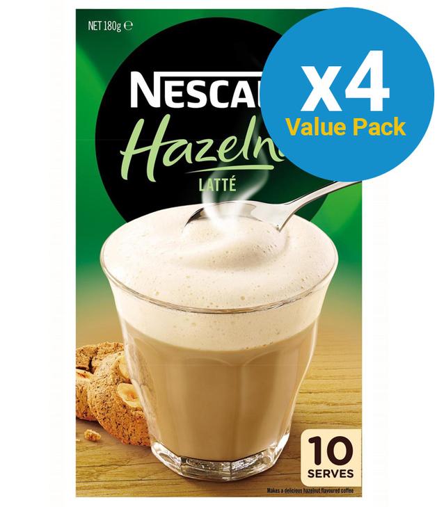 Nescafe Café Menu (Hazelnut, 40pk)