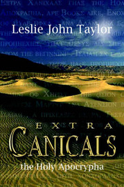 Extra Canicals by Leslie John Taylor image