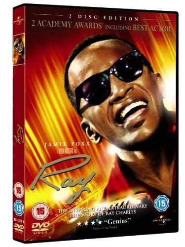 Ray (2 Disc Set) on DVD image