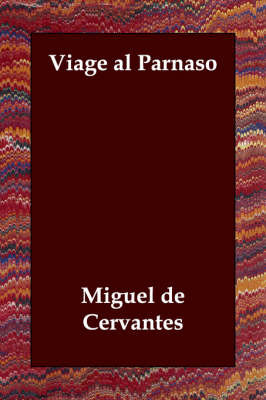 Viage Al Parnaso by Miguel de Cervantes image