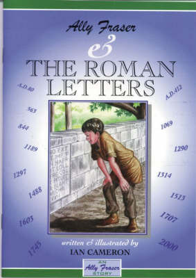 The Roman Letters by Ian Cameron image