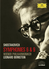 Shostakovich: Symphonies 6 and 9 on DVD