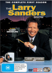 Larry Sanders Show, The - Complete Season 1 (3 Disc Set) on DVD