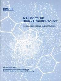 A Guide to the Human Genome Project by Susan L. Speaker image