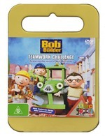 Bob The Builder - Teamwork Challenge on DVD