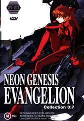 Neon Genesis Evangelion - Collection 0:7 on DVD